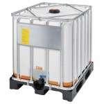 IBC vinegar container