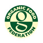 Organic food federation logo