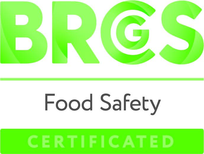 British retail consortium BRC food standards logo
